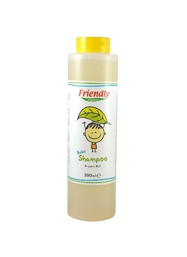 Bebek Şampuanı Organik Yulaf-Friendly Organic